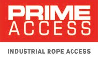 Prime Access logo - industrial rope access